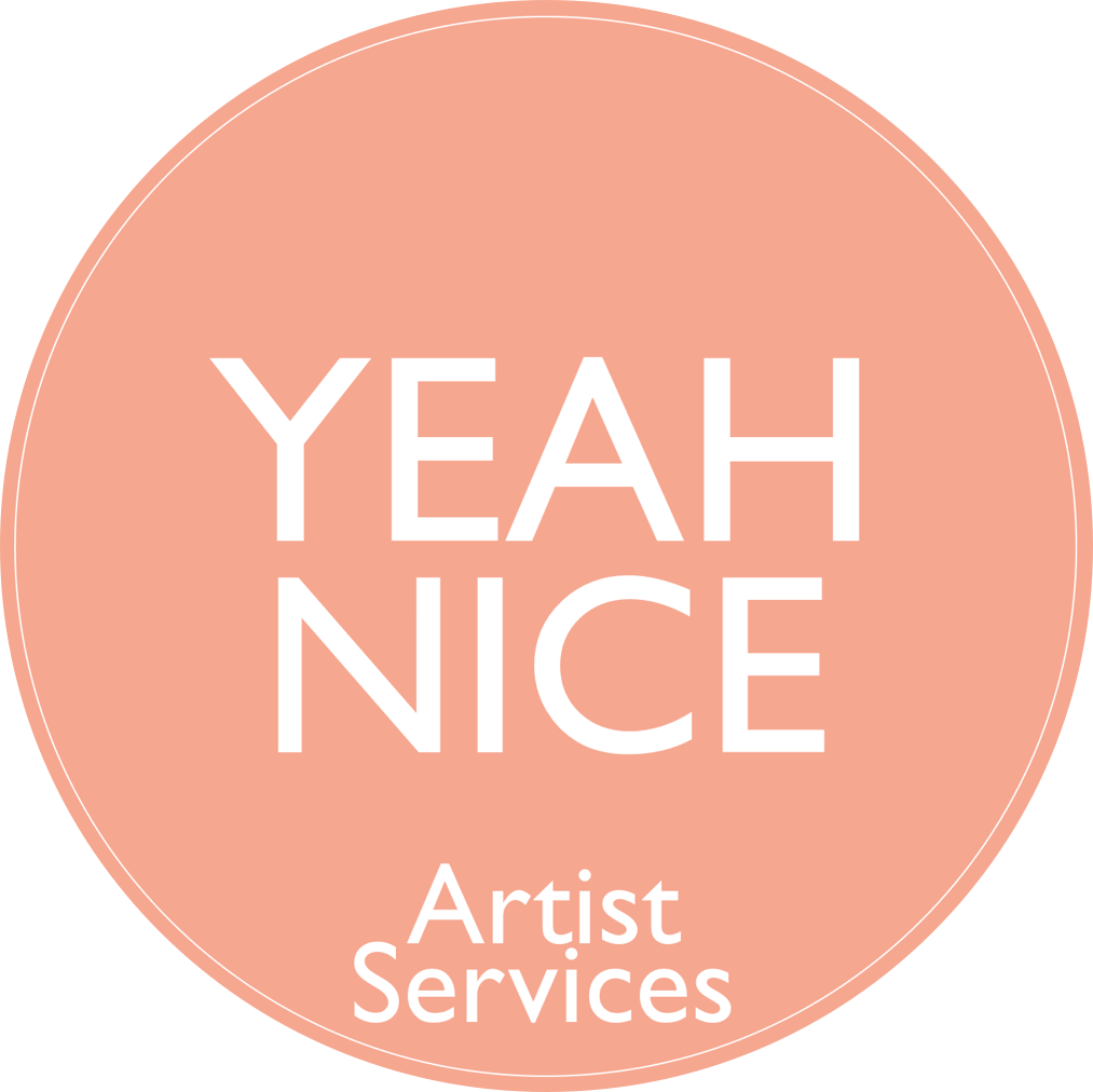 Yeah Nice Artist Services